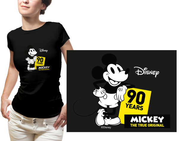 T-shirt Mickey Mouse