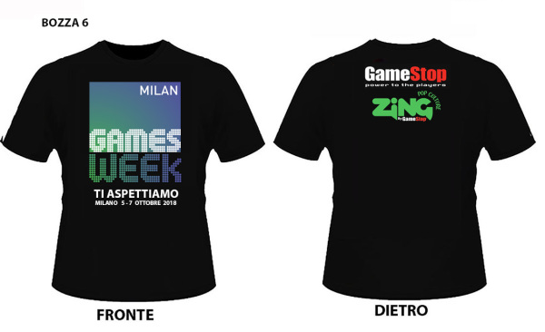 T-shirt GAMESWEEK